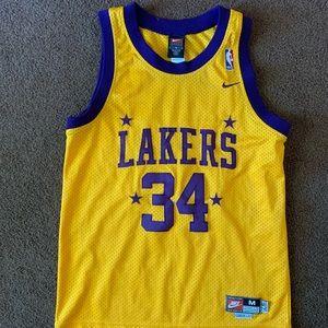 Medium lakers jersey